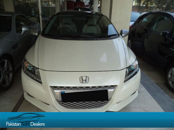 Used Honda Cr Z Car For Sale From Subhani Capital Car Deals Isb
