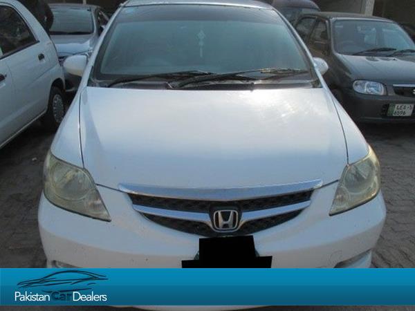 Used honda city idsi car for sale from iqbal motors for Motor city car dealership