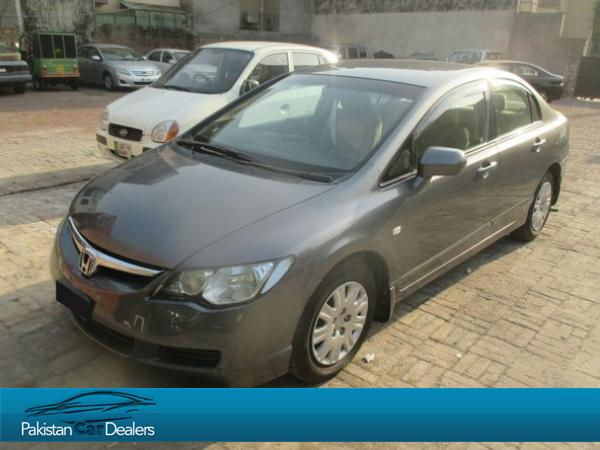 Used Honda Civic Car For Sale From I Motors Lahore Car