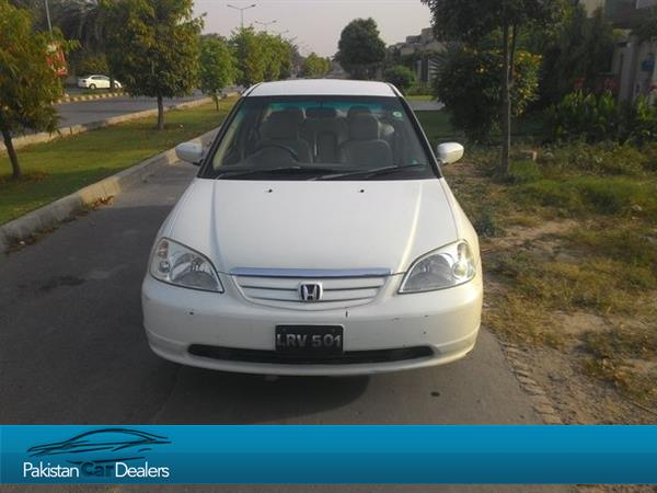used honda civic vti car for sale from private seller lahore car id 181 on pakistan car dealers. Black Bedroom Furniture Sets. Home Design Ideas