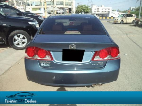 Used honda civic vti car for sale from kings auto the for Honda civic dealership