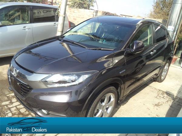 Used Honda Vezel Car For Sale From Samaa Motors Lahore