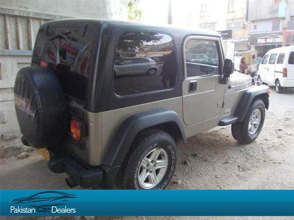 used jeep wrangler car for sale from liberty automobiles karachi car id 39 on pakistan car. Black Bedroom Furniture Sets. Home Design Ideas