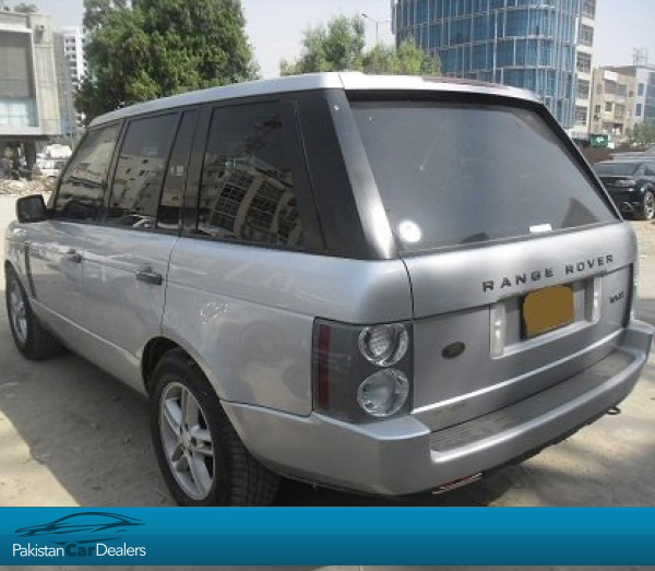 Used Land Rovers For Sale: Car For Sale From Car Deals Karachi