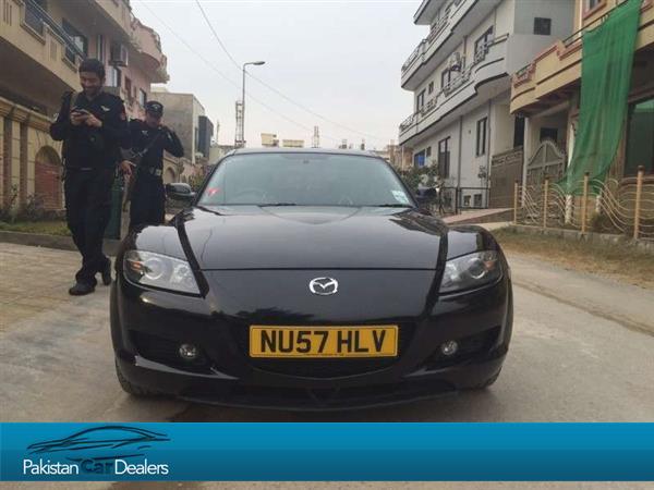 Used Mazda Rx8 Car For Sale From Shahwaiz Wajeeh Islamabad Car