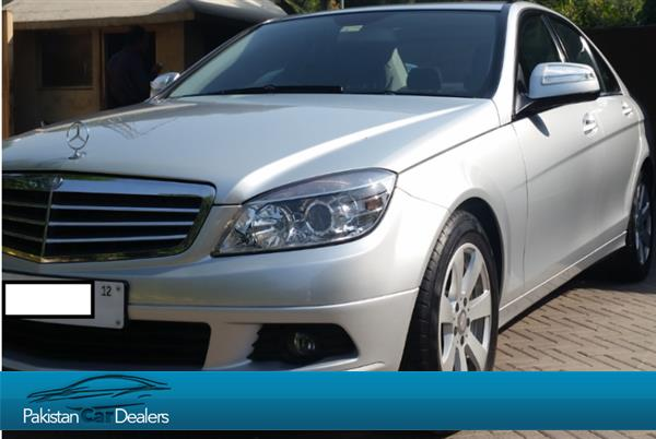 Used Mercedes Benz C Class Car For Sale From Hamid