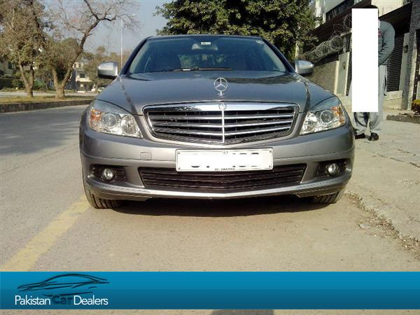 Used Mercedes Benz C Class Car For Sale From Muhammad