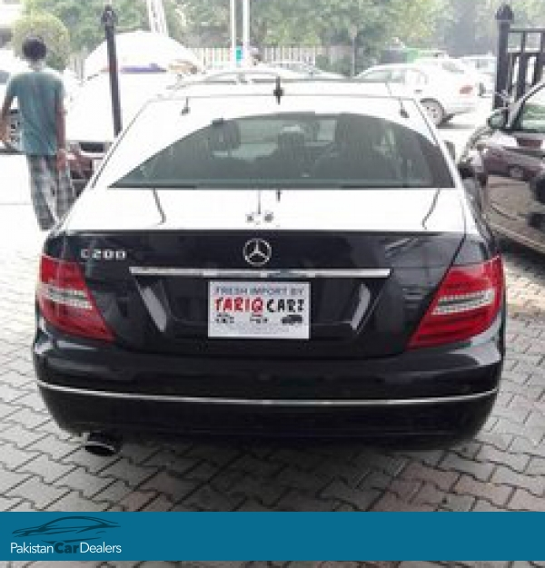 Used Mercedes Benz C Class Car For Sale From Tariq Cars