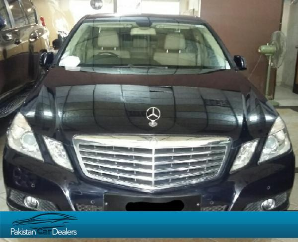 Used Mercedes Benz E Class Car For Sale From New Majid Motors