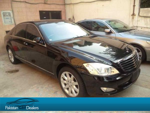 Used mercedes benz s class car for sale from max for Used s500 mercedes benz for sale