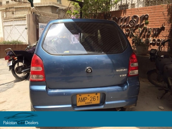 Used Suzuki Alto Car For Sale From Abeer Arif Karachi