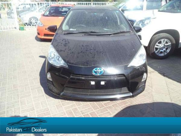 Used Toyota Aqua Car For Sale From Automall Karachi Car Id 384