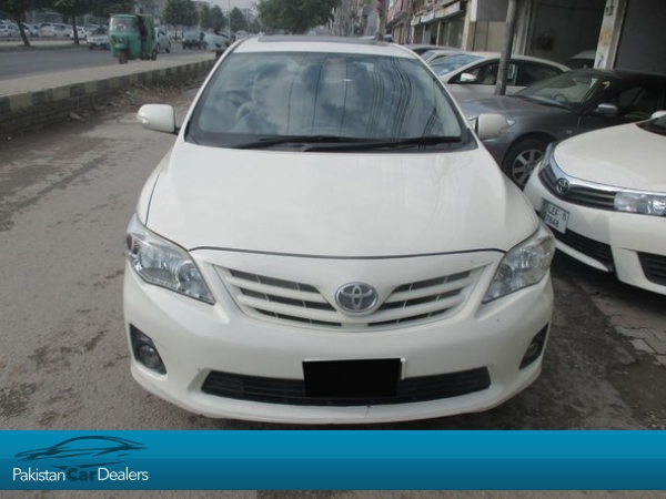 Used Toyota Corolla Altis Car For Sale From Zahid Motors Lahore