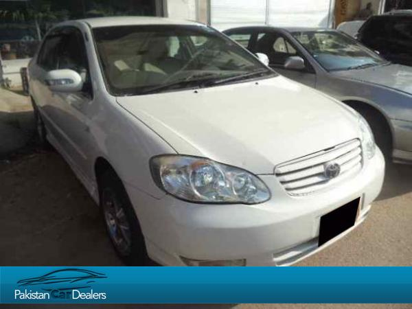 Corolla Used Car Prices In Pakistan