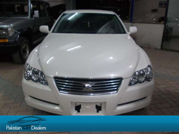 New Toyota Mark X Car For Sale From Fareed Motors