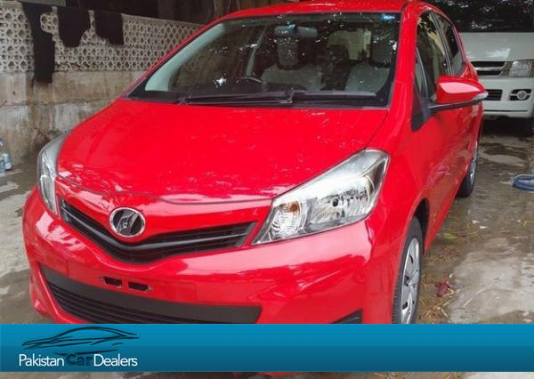 Used Toyota Vitz Car For Sale From Genuine Japan Motors