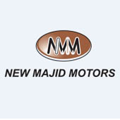 New Majid Motors Logo